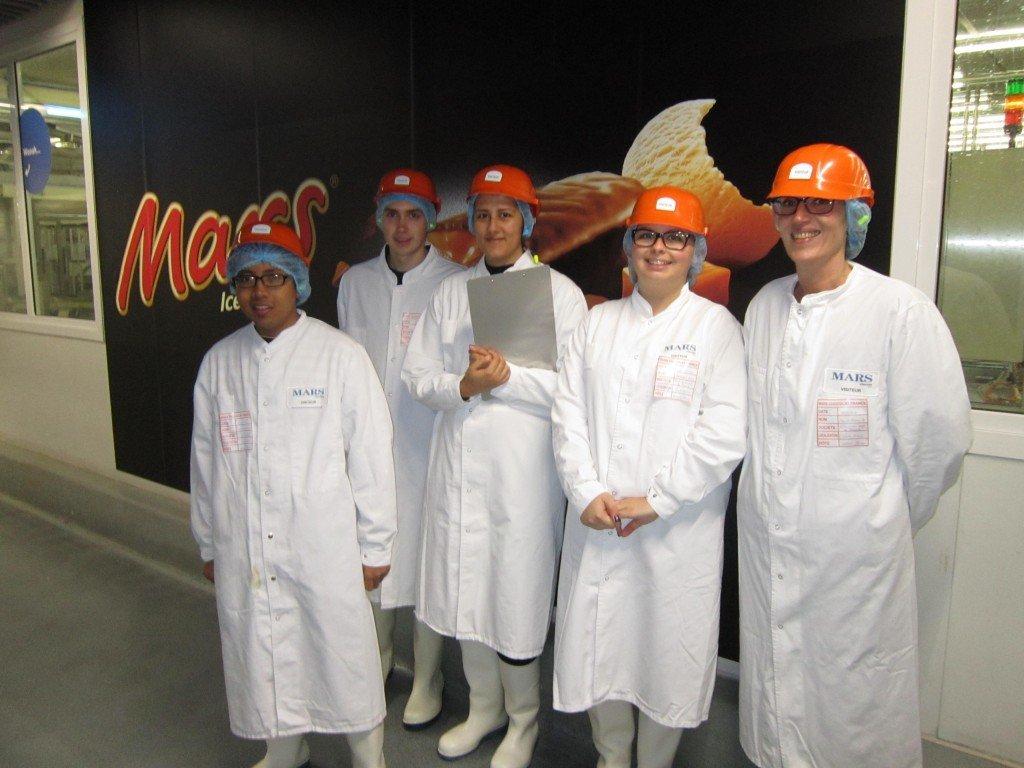Visite de l'entreprise Mars img_1797-1024x768